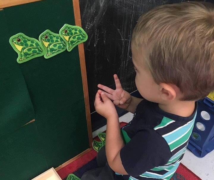 Child-Led Interests Inspire And Engage Your Child- Toddler Preschool & Childcare Serving Columbus, OH