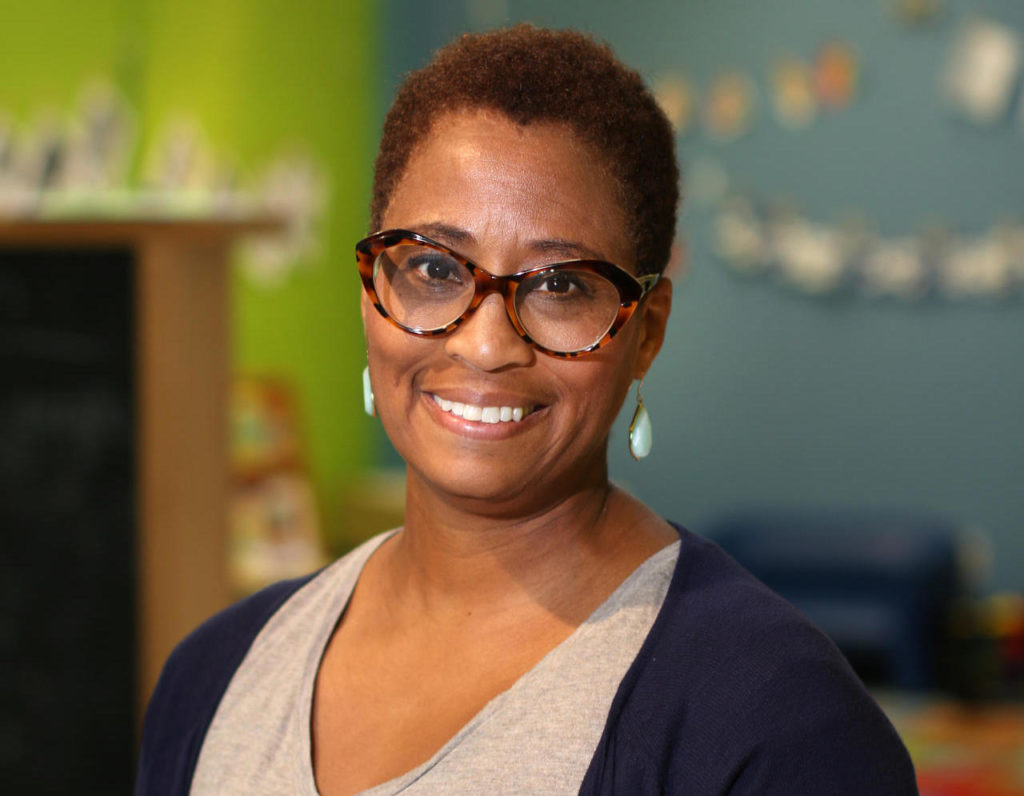 Sprout Early Education Center founder Jerzell Pierre-Louis - Preschool & Childcare Serving Columbus, OH