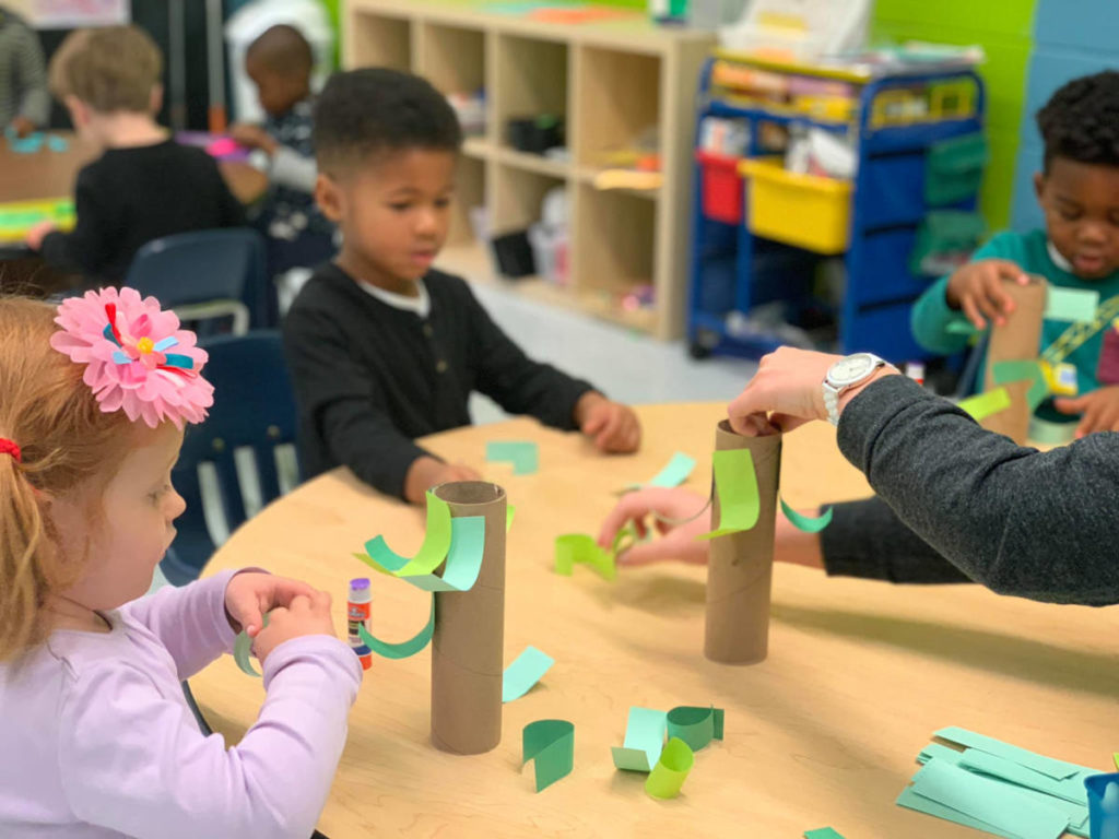 Parents Stay Connected With Easy Access Communication- Toddler Preschool & Childcare Serving Columbus, OH